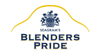 liquid 3d acrylic signs for Blenders Pride logo - LED sign board makers