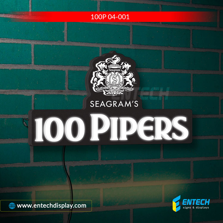 Pipers Light Box